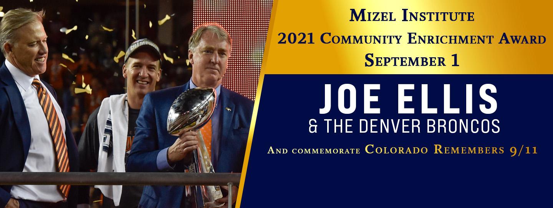 Joe Ellis Annual Event